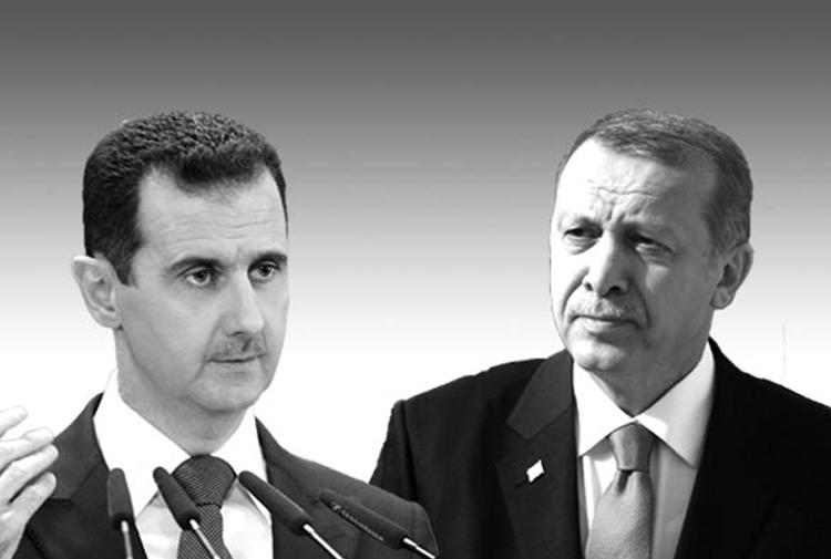 Esad sessizliğini bozdu: Erdoğan desteklediği teröristlerle...