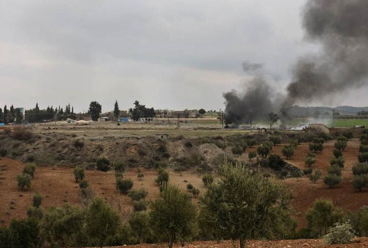 Cinderes ve Raco'da üçü çocuk 16 sivil yaşamını yitirdi