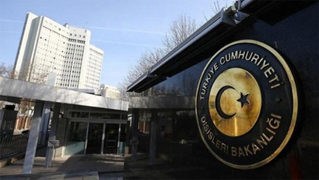 Türk Dışişleri'nden ABD'ye 'General Mazlum' refleksi