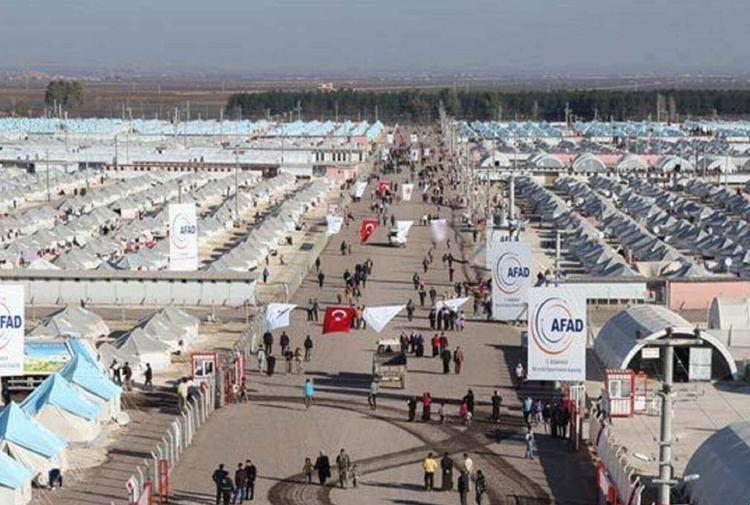 Reuters: Türkiye, Suriye'nin kuzeyi dahil 9 bölgede 170 bin kişilik kamplar kuracak