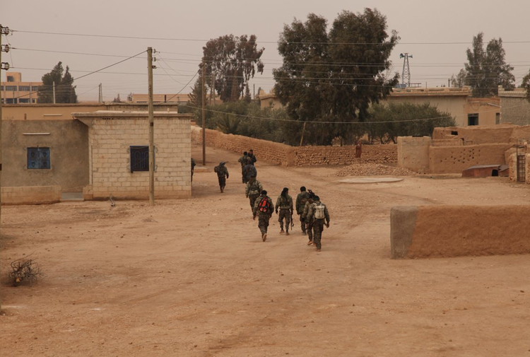 DSG: 1700 savaşçıyı Afrin'e gönderiyoruz