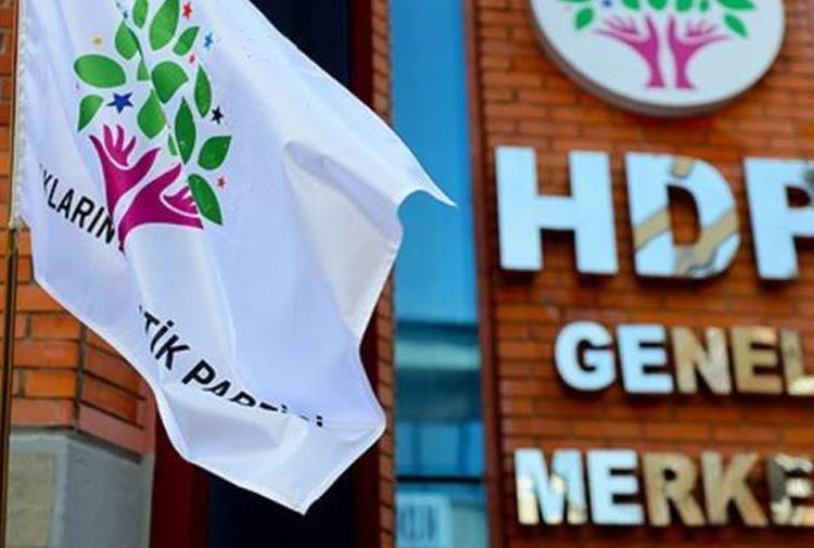 HDP'li 3 vekile Afrin fezekesi