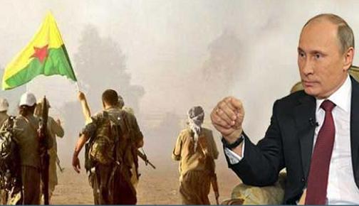 YPG'den Rusya'ya çağrı: Hava sahasını kapatın