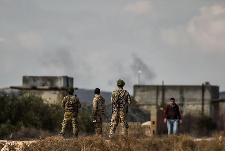 Afrin'e saldırılar 48. gününde