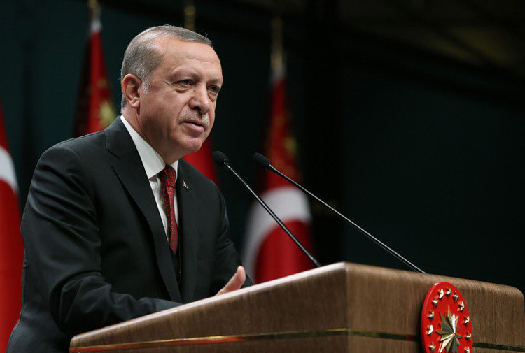 Erdoğan: Her an Afrin merkezine girebiliriz