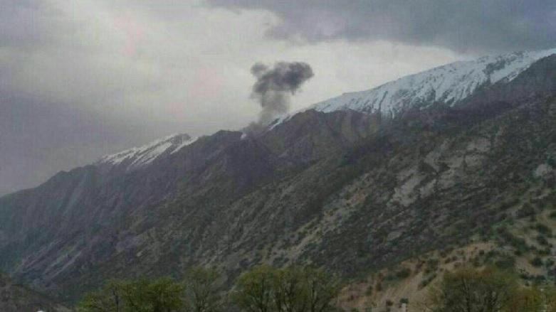 İran'da Türk jet uçağı düştü: 11 kişi hayatını kaybetti