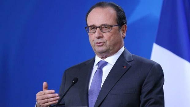 Hollande Efrin için 'uçuşa yasak bölge' çağrısı yapacak