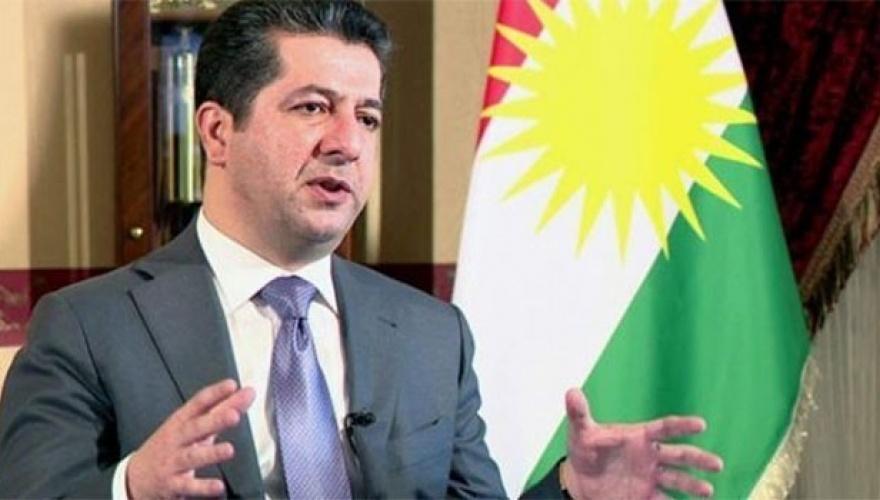Mesrur Barzani'den açıklama