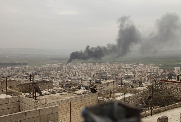 Afrin'de son durum...