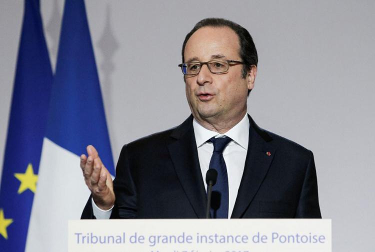 Hollande'dan Afrin'de 'uçuşa yasak bölge' çağrısı