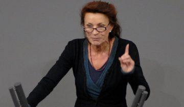 Alman Sol Parti'den Afrin uyarısı