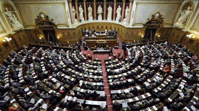 Fransa Parlamentosu'nda gündem Afrin