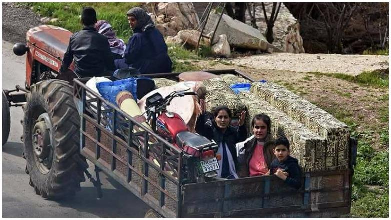 Afrin'de mayın patladı: İki sivil hayatını kaybetti