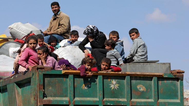 BM: Afrin'e bir haftadır su verilemiyor