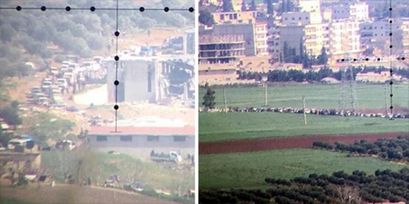 BM: 179 bin kişi Afrin'den göç etti