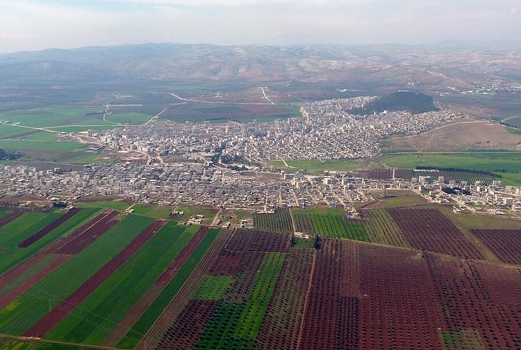 TSK'den Afrin'e havadan bildiri: TRT'yi dinleyin