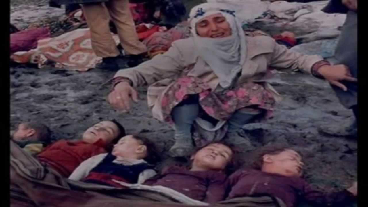 Kürdistan Hükümeti: Halepçe Katliamı, Bağdat hükümetinin vahşiliğini dünyaya gösterdi
