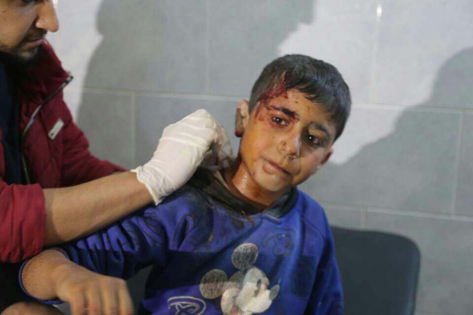 BM ve UNICEF'ten Afrin çağrısı: Siviller ölüyor!