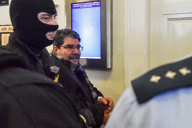 Salih Müslim'in Çekya'daki iade davası düştü