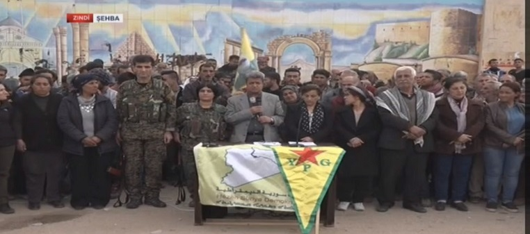 YPG: Güçlerimiz başka alanlara çekildi, direniş sürecek