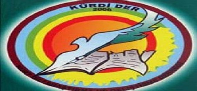 KURDÎ-DER Eş Genel Başkanı gözaltına alındı.