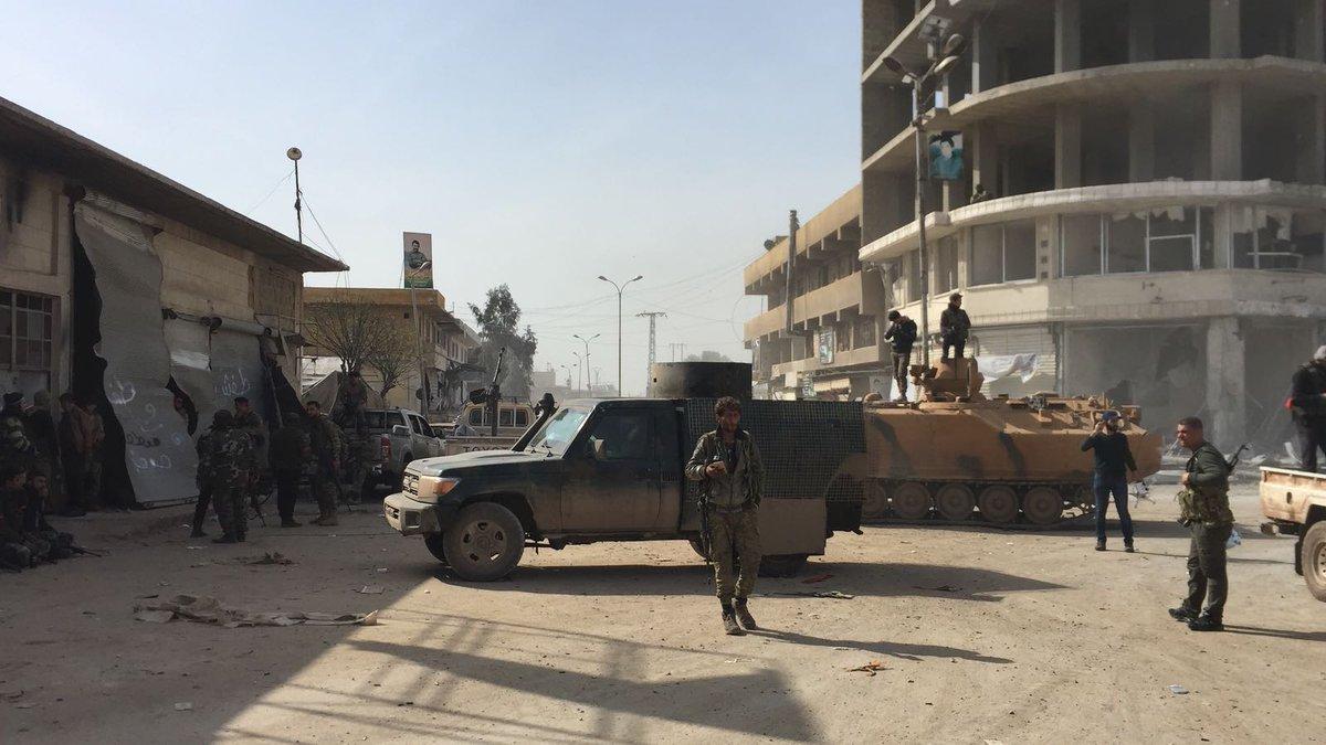 BBC: Kürt Dağı Afrin, nasıl uğruna savaşılacak bir kent oldu?