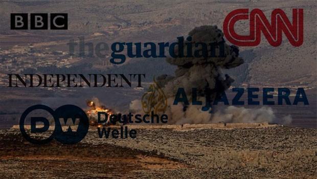 Dünya medyası Afrin'i nasıl gördü?