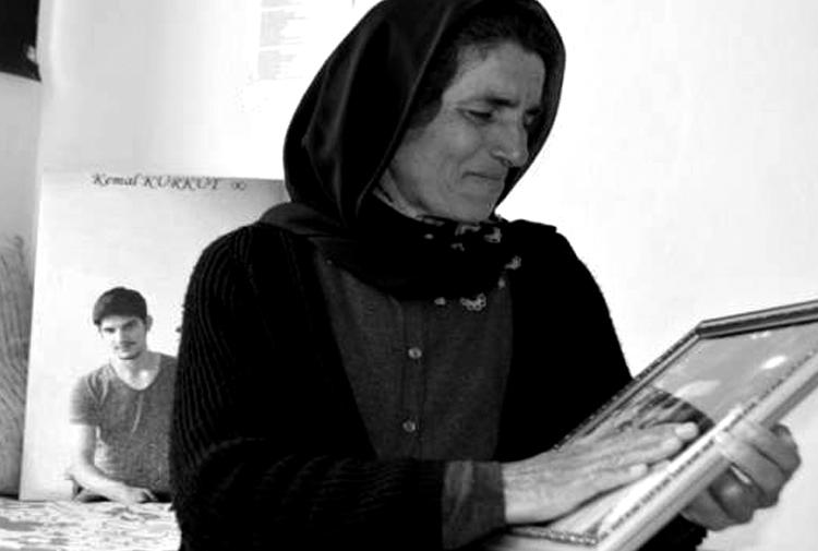 Kemal Kurkut'un annesinden Newroz'a katılacaklara mesaj: Oğlumu unutmayın