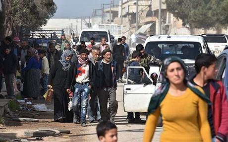 Efrin'de 25 sivil açlıktan hayatını kaybetti!