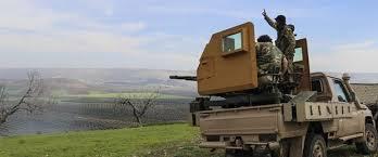 TSK Afrin'e giriş-çıkışları kapattı