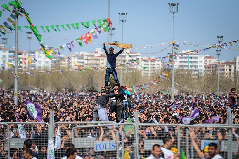 Bir Newroz klasiği: Yasaklar, gözaltılar...