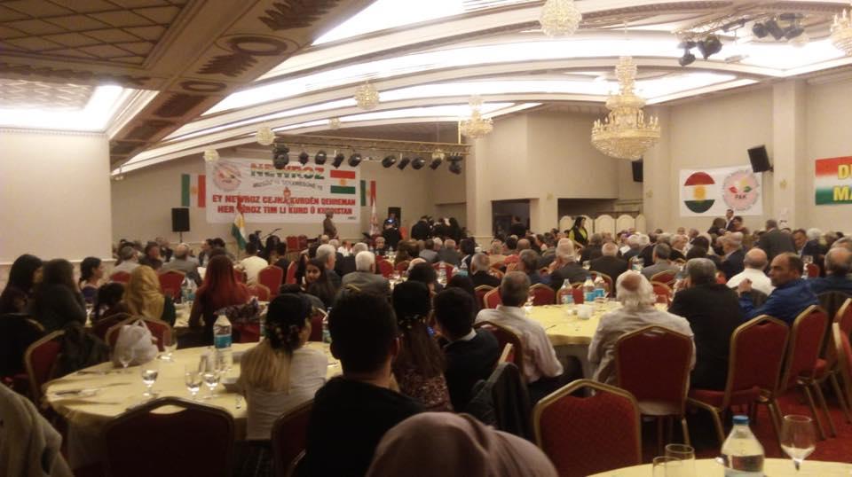 PAK Diyarbakır'da Newroz'u Kutladı