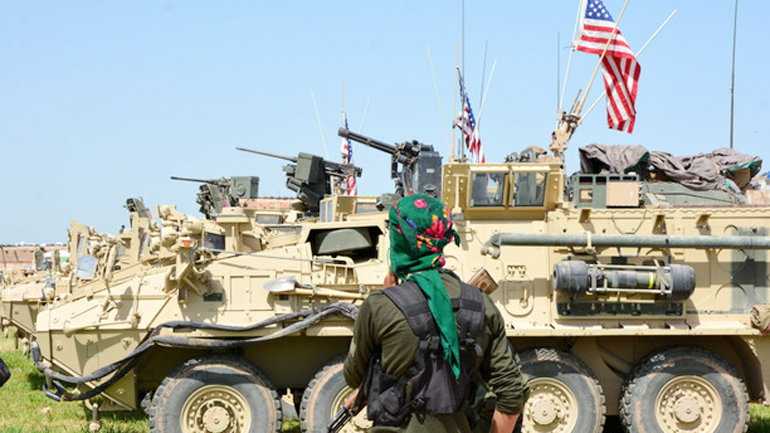 ABD: Olası bir operasyon halinde DSG'yi askeri olarak koruyacağız