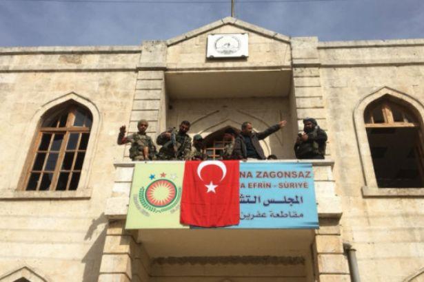 AKP Afrin'e vali atayacak!