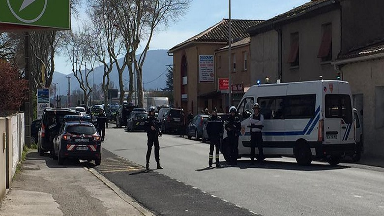 DAİŞ Fransa'ya rehine krizi yaşattı