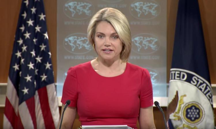 ABD: Menbiç'ten çekilmeye niyetimiz yok, koalisyon ortaklarımızı savunacağız