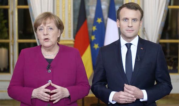 Merkel'den Türkiye açıklaması: Büyük endişelerimiz var