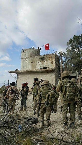 Türkiye'ye bir 'işgalci' sıfatı da Şam'dan: Afrinden çık!