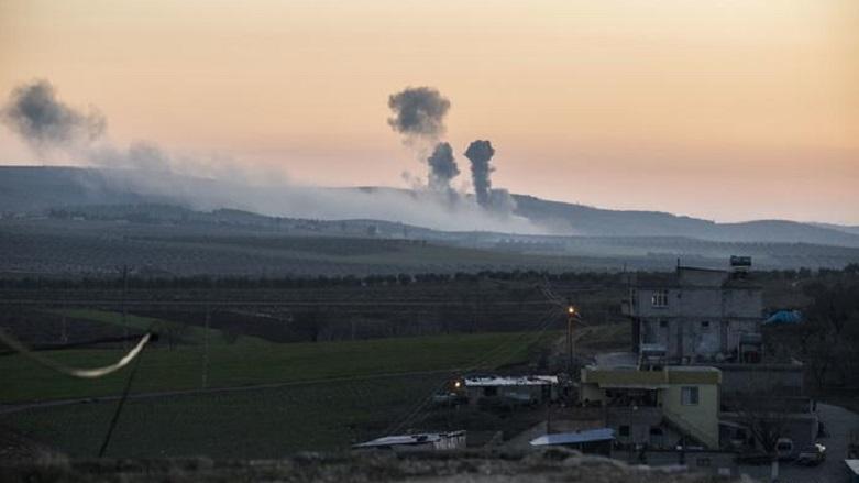Afrin'de 2 Türk askeri öldü