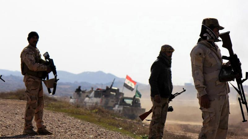 Irak güçleri Şengal'e girdi