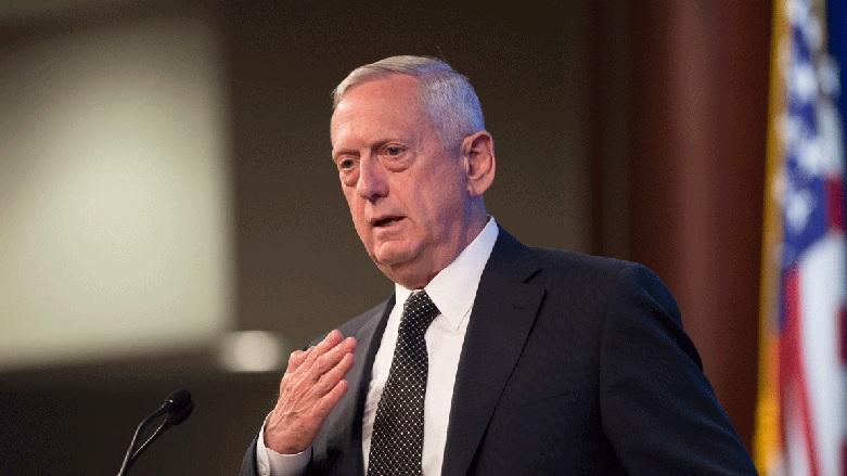 Mattis: PKK'nin Şengal'den çekildiğini görmek istiyoruz