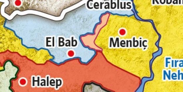 Habertürk'ün iddiası: Menbiç ÖSO'ya teslim edilecek!