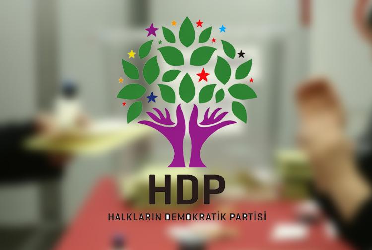 HDP'den 'ittifak' ve 'Cumhurbaşkanı adayı' açıklaması