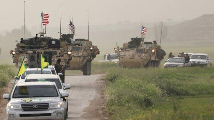 ABD'den Menbiç'e askeri yeni sevkiyat