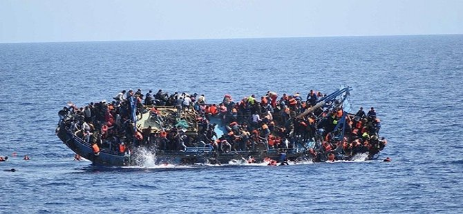 BM: Üç günde 700'e yakın göçmen boğulmuş olabilir
