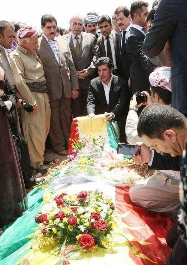 ABD, Dilovan Barzani için başsağlığı diledi