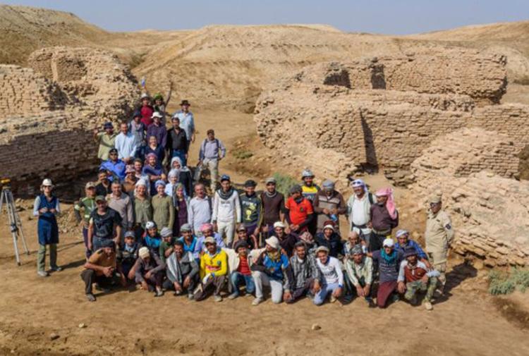 Iraklı kadın arkeologlar, IŞİD'in yıktığı tarihi onaracak