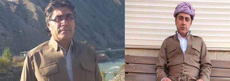 PAK Genel Başkanı Mustafa Özçelik Dılovan Barzani'nin Taziyesine Katıldı