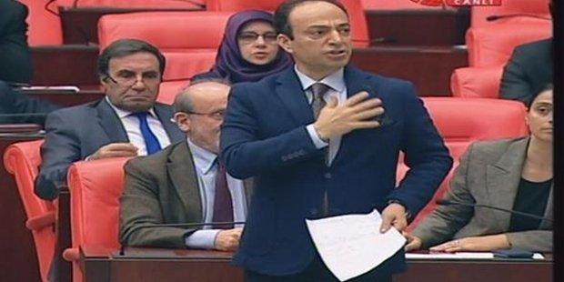 HDP'li Baydemir'in cezası onandı..vekilliği düşürülüyor mu?