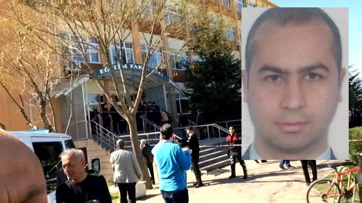 Eskişehir Osmangazi Üniversitesi'inde silahlı saldırı: 4 Öğretim Görevlisi hayatını kaybetti
